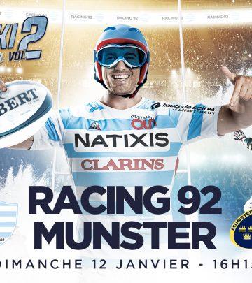 R92 vs Munster - Les Ciel et Blanc face aux Munstermen