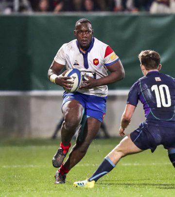 XV de France et France U20 : 7 Ciel et Blanc face aux anglais !