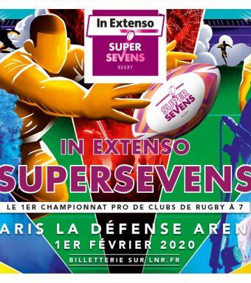 INEXTENSO SUPER SEVENS : Les infos !