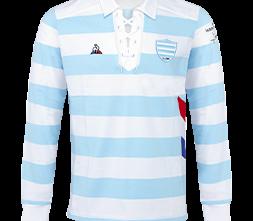 Polo Legende LCS Ciel et Blanc