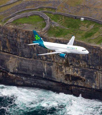 Le Racing 92 & le Tourisme Irlandais s'associent pour promouvoir la nouvelle liaison directe Paris – Shannon