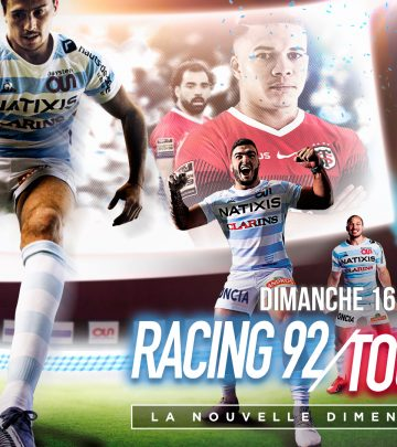 Le Racing 92 reçoit le Champion de France