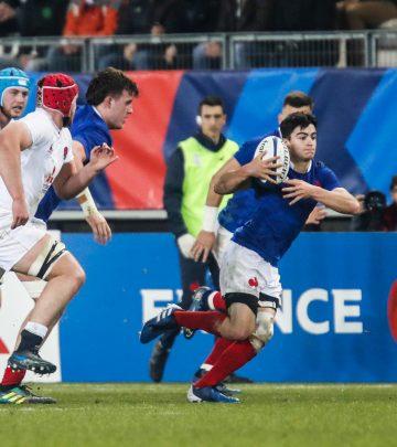 FRANCE U20 - 6 Ciel et Blanc face à l'Italie !