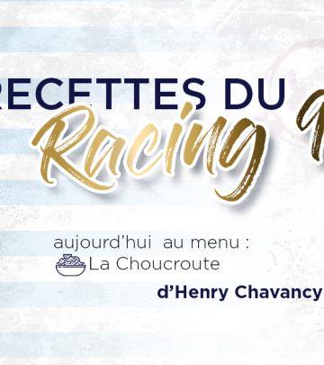 Les Recettes du Racing 92 - La choucroute d'Henry Chavancy