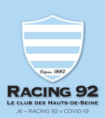 J6 - RACING 92 v COVID-19