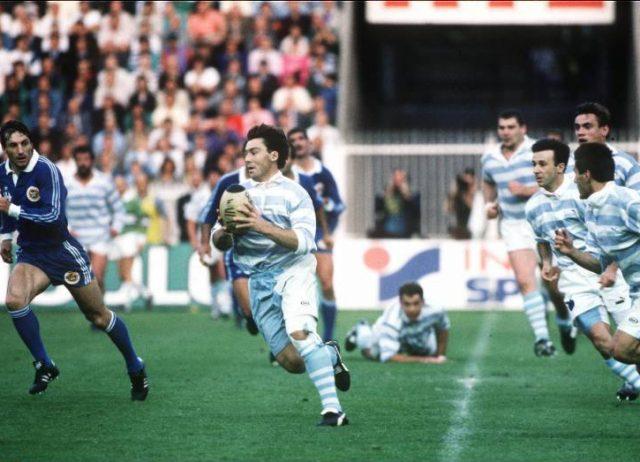 FINALE 1990 - RCF VS SUA : LE MATCH !