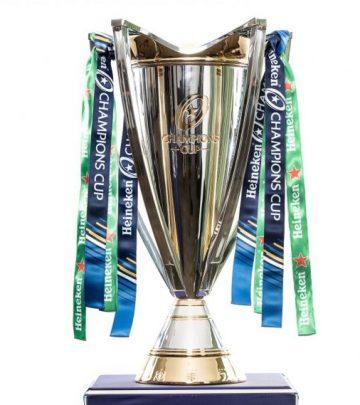 Champions Cup - L'affiche de la finale : Exeter Chiefs vs Racing 92