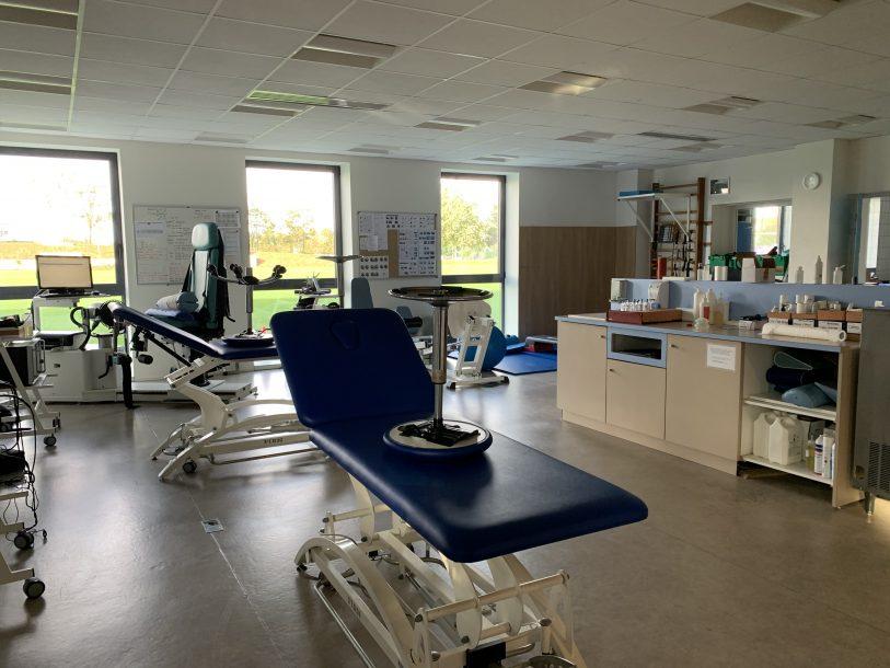 Salle des soins