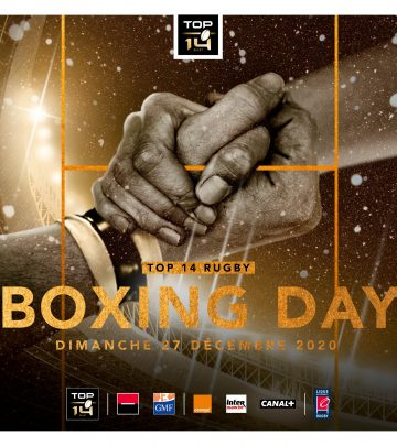 L'horaire du match des Boxing Days !