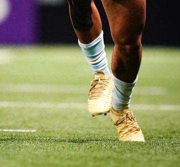 """Sylvain Blanchard, """"Influence des caractéristiques techniques de la chaussure à crampons sur l'interface terrain-joueur"""""""