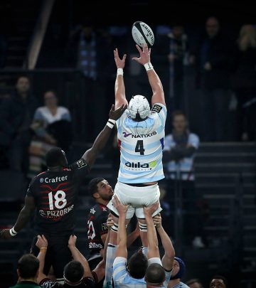Re-programmation de la J5 : Racing v RC Toulon
