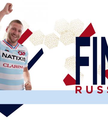 Finn Russell appelé pour le tournoi des VI Nations