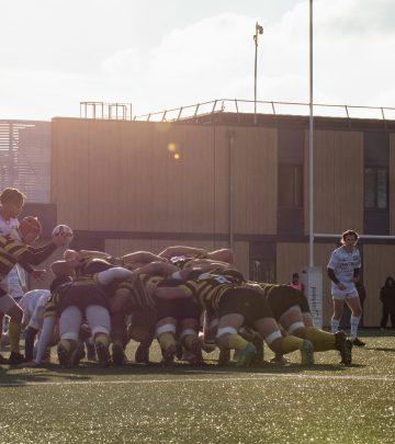 ESPOIRS - Une victoire pour commencer 2021!