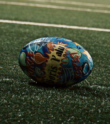 Un ballon un peu spécial...