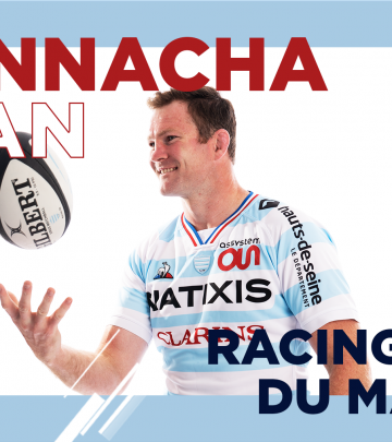 Donnacha Ryan, homme du match