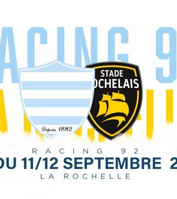 Racing 92 v Stade Rochelais : prenez vos places !