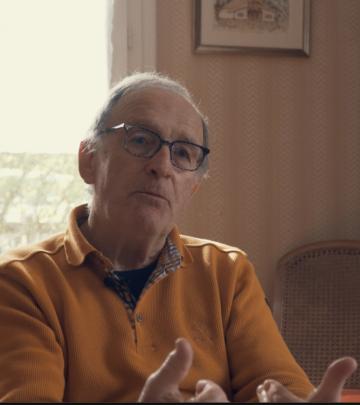 Paroles de Ciel et Blanc - Gérard Lavie