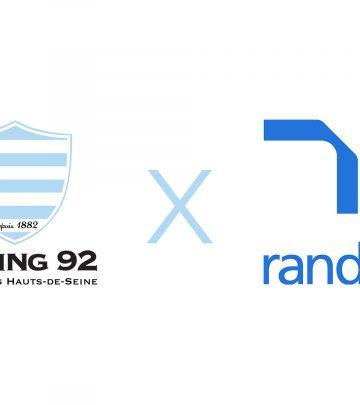 Le Groupe Randstad devient Partenaire Majeur du RACING 92
