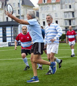 Touch Rugby entre Ciel et Blanc !