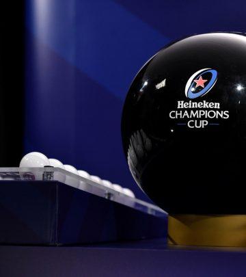 Tirage au sort de la Champions Cup