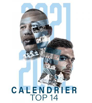 TOP 14 : LE CALENDRIER 2021-2022