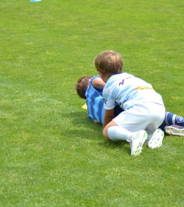 Lancement du Baby rugby